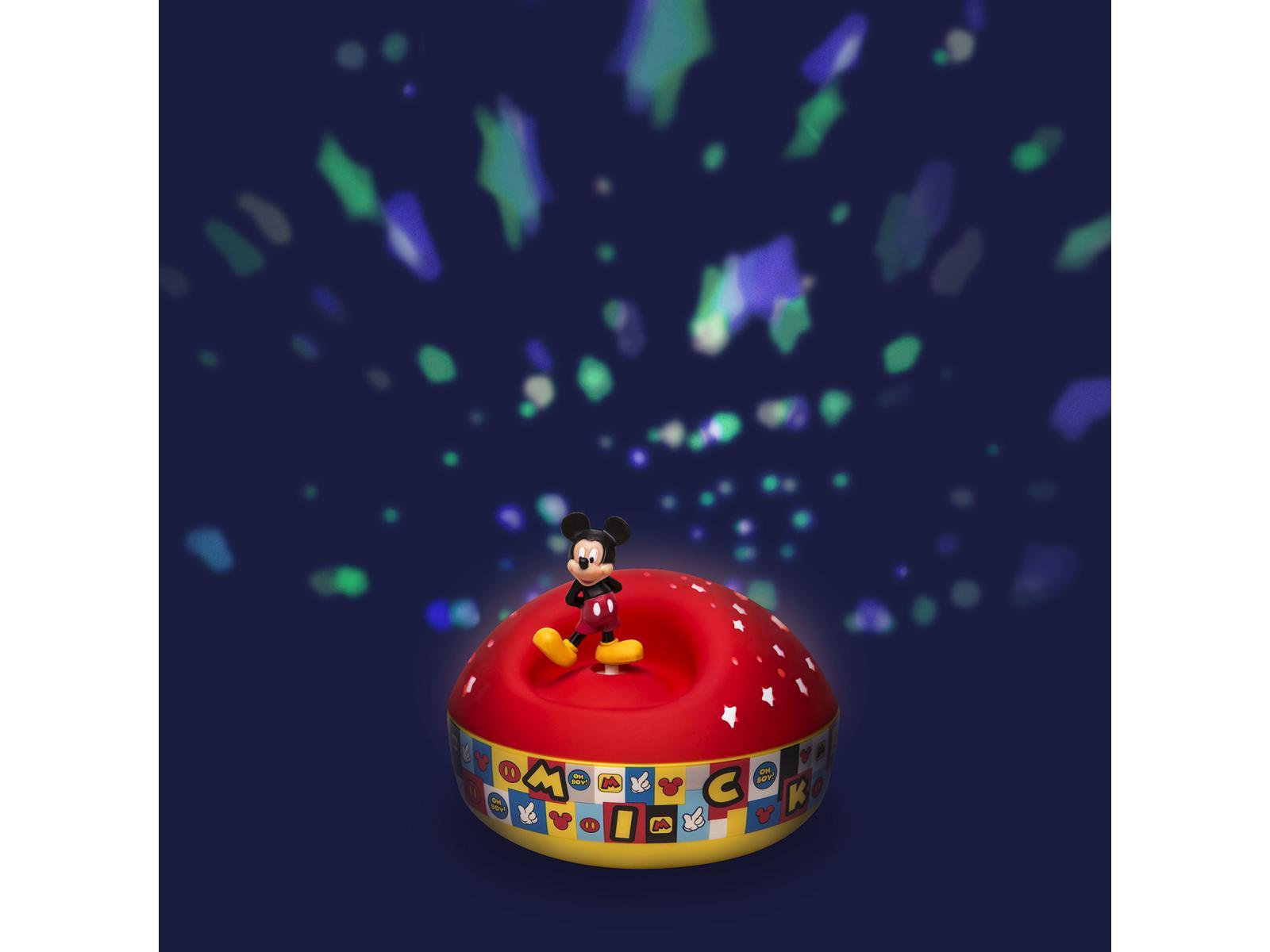 trousselier projecteur d 39 etoiles musical mickey 12 cm. Black Bedroom Furniture Sets. Home Design Ideas