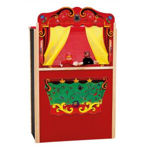 JB Bois - 407704 - Théâtre de marionnettes 113*71 cm (346834)