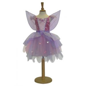 Travis - BF6 - Costume Butterfly Fairy pink/lilac - 6 à 8 ans (347090)