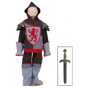 Travis - CKB3 - Costume Crusader Knight grey/blue - 3 à 5 ans (347108)