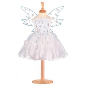 Travis - FRTF6 - Costume Frozen Fairy white/silver - 6 à 8 ans (347220)