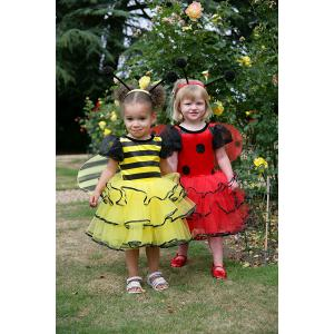 Travis - LDB2 - Costume Ladybird red/black - 2 à 3 ans (347242)