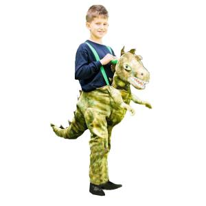 Travis - RDI3 - Costume Ride in Dinosaur green - 3 à 5 ans (347360)