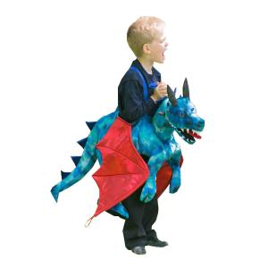 Travis - RDR - Ride on Dragon blue/red -3 ans et plus (347502)