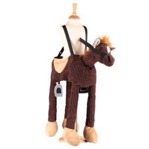 Travis - POR - Ride on Pony brown/tan -3 ans et plus (347510)
