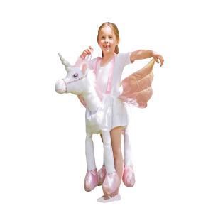Travis - RUNI - Ride on Unicorn white/pink/silver -3 ans et plus (347512)
