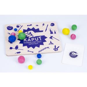 Les Jouets Libres - KAP002 - Jeux de stratégie, Kaput (348000)