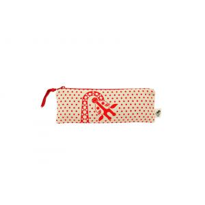 Les Jouets Libres - TRO001 - Trousse - Collection pop'red girafe (348020)