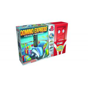 Goliath - 81012.006 - Domino Express Track Creator+100 dominos (348114)
