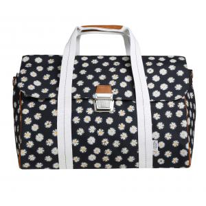 Jeune Premier - h16020 - Sac Weekend Daisies - Dimensions : 37x46x26 cm, finition cuir (348254)