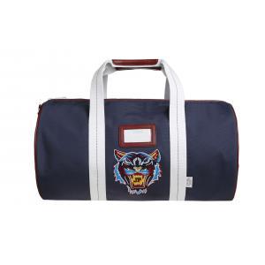 Jeune Premier - sb16009 - Sacs de sport Navy Tiger - Dimensions : 35x47x26 cm, finition cuir (348258)