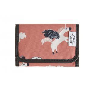 Jeune Premier - p16013 - Portefeuille Unicorn - Dimensions : 9,5x14x2 cm, finition cuir (348294)