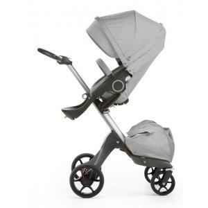 Stokke - 468108 - Poussette Stokke® Xplory® - couleur gris melange (348788)