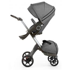 Stokke - 468104 - Poussette Stokke® Xplory® - couleur noir melange (348796)