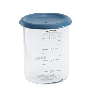 Beaba - 912535 - Baby Portion 120 ml Tritan blue (348934)