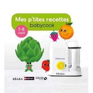 Beaba - 912556 - Livre Mes P'tites recettes 7-8 mois (348962)