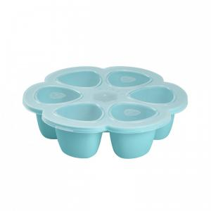 Beaba - 912493 - Multiportions silicone 6 x 90 ml blue (348994)