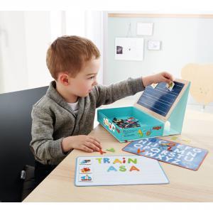 Haba - 302590 - Boîte de jeu magnétique Alphabet (349746)