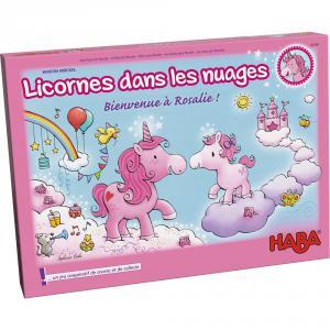 Haba - 302768 - Licornes dans les nuages – Bienvenue à Rosalie ! (349844)