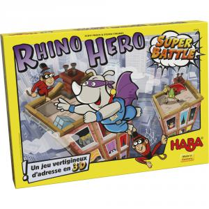 Haba - 302809 - Rhino Hero – Super Battle (349872)