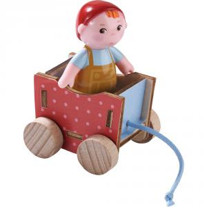 Haba - 302971 - Figurine Little Friends – Bébé Casimir (350076)