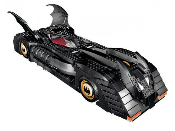 lego la batmobile. Black Bedroom Furniture Sets. Home Design Ideas