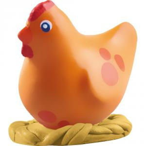 Haba - 302990 - Figurine Little Friends – Poule (350114)