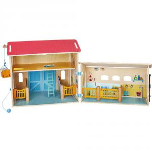 Haba - 303002 - Little Friends – Ferme (350138)