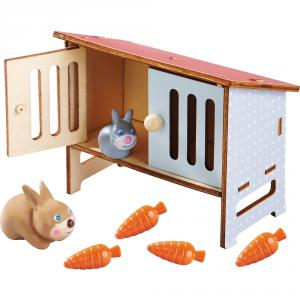 Haba - 303094 - Figurine Little Friends – Lapin Mimi (350214)