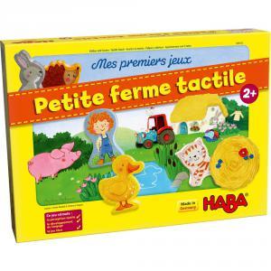 Haba - 303135 - Mes premiers jeux – Petite ferme tactile (350220)
