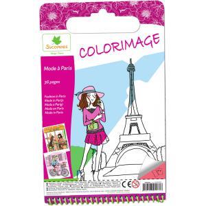 Au Sycomore - CRE6052 - Colorimage Pad Ado Mode A Paris (350256)