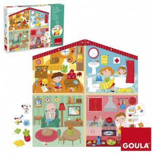 Goula - 53145 - A la maison (351468)