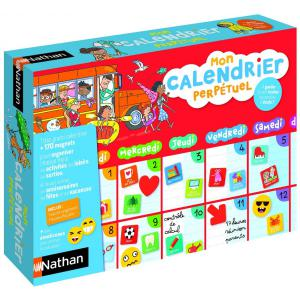 Nathan - 31025 - Mon calendrier Perpetuel (351526)