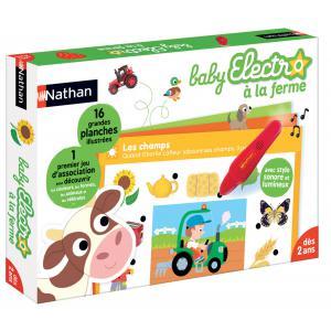 Nathan - 31478 - Baby Electro La Ferme (351532)