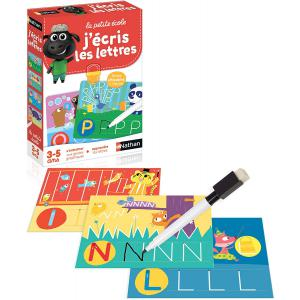 Nathan - 31331 - J'écris les lettres (351536)