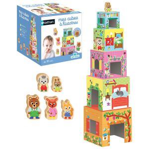 Nathan - 31438 - Mes cubes à histoires (351538)