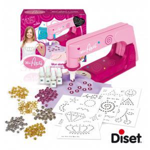 Diset - 46792 - Mon atelier rivets miss pepis (351554)