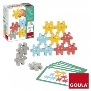 Goula - 55243 - Lapins à empiler (351630)