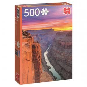 Jumbo - 618399 - Puzzle 500 pièces - Grand Canyon, USA (351636)
