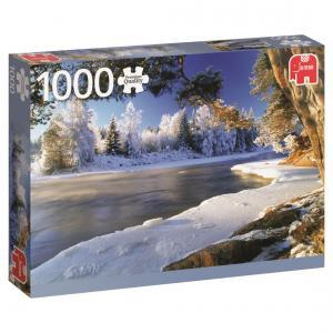 Goula - 18549 - Puzzle 1000 pièces - Fleuve Dalälven, Suède (351678)