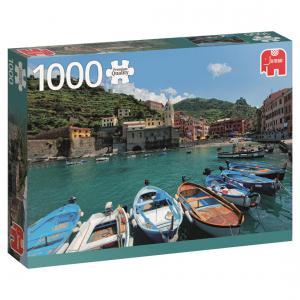 Jumbo - 18353 - Puzzle 1000 pièces - Cinque Terre, Italy (351692)