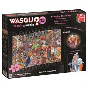 Jumbo - 619109 - Puzzle 1000 pièces - Wasgij Destiny 15La foire dempoigne ! (352010)