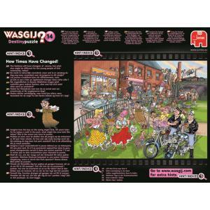 Jumbo - 17407 - Puzzle 1000 pièces - Wasgij Destiny 14 Les temps ont changé ! (352012)