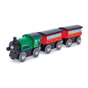 Hape - E3719 - Train à vapeur (352756)