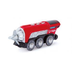 Hape - E3750 - Locomotive à hélice (352760)