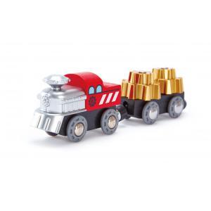 Hape - E3751 - Train à roues dentées (352762)