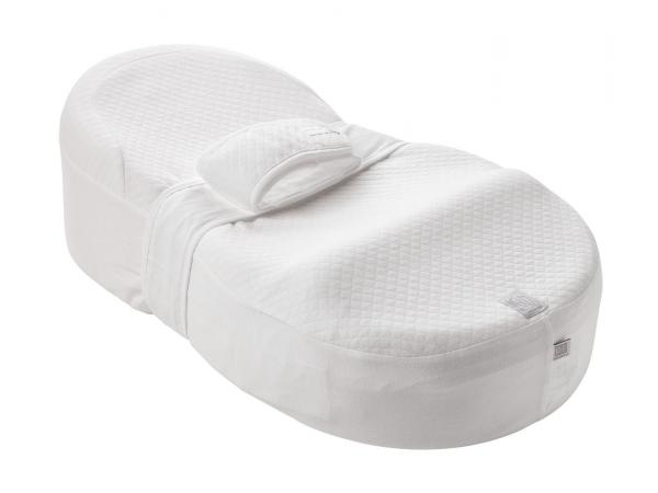 Cocoonababy avec drap blanc - taille 0-3/4 mois
