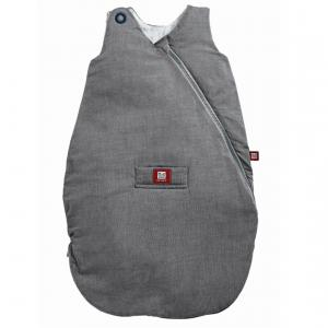 Red Castle  - 0428170 - Gigoteuse Chambray ouatinée gris - Taille 0-6 mois (352952)
