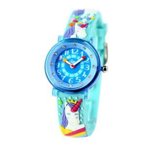 Babywatch - 230606245 - Montre pédagogique Zap 6-9ans - Licorne (353368)