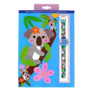 Babywatch - 230606221 - Montre pédagogique Zap Koala (353374)